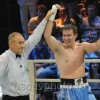 Актер Вадим Колганов проявил боксерские навыки на трассе