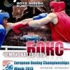 Расписание выступления российских боксеров на ЧЕ-2013 в Минске
