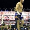 Риддик Боу проиграл нокаутом бой по правилам тайского бокса (видео)