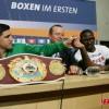Марко Хук и Ола Афолаби помирились на пресс-конференции