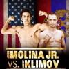 Боксер Андрей Климов победил Джона Молину в США