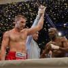 Дмитрий Кудряшов нокаутировал Шона Кокса и стал чемпионом мира по версии GBU