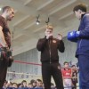 Александр Поветкин провел мастер-класс в Экибастузе (видео)