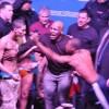 Майк Тайсон остановил драку боксеров! (видео)