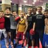 Али Багаутинов вылетает в США на бой с Джоном Линекером