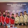WSB: Сборная Азербайджана победила Сборную Казахстана со счетом 4-1