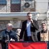Николай Валуев и Виталий Кличко на политическом ринге