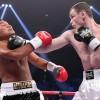 Третий профессиональный бой Егора Мехонцева