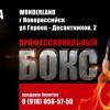 Прямая трансляция боксерского турнира в Новороссийске
