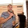 Сергей Ковалев принял участие в чемпионате Москвы по силе удара (видео)