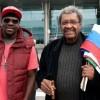 Дон Кинг и Гильермо Джонс прилетели в Москву