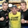 Открытая тренировка Дмитрия Чудинова