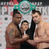 Бой Рахима Чахкиева против Сантандера Сильгадо был и будет титульным!