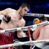 Артур Бетербиев нокаутировал соперника в первом раунде