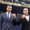 Бой Владимира Кличко и Кубрата Пулева отменен