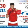 В Ростове-на-Дону стартует чемпионат России по боксу среди мужчин