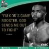 Цитата бокса от Рой Джонса младшего