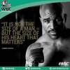 Цитата бокса от Эвандера Холифилда