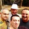 Фото дня: Арсалиев, Качановский, Себиев и Колесников
