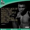 Цитата бокса от великого Мохаммеда Али