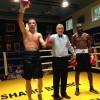 Боксеры провели три профессиональных боя в Подмосковье