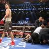 Дэнни Гарсия жестоко нокаутировал своего соперника