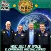 Космонавт Максим Сураев доставит на Землю боксерский пояс WBC