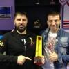 Александр Колесников в гостях у Подольской бойцовской Лиги