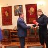 Александр Поветкин и Михаил Пореченков встретились с губернатором Орловской области