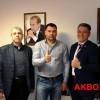 Рамиль Габбасов встретился с Андреем Курнявкой и Сергеем Котом
