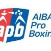 Дмитрий Полянский побеждает в AIBA Pro Boxing