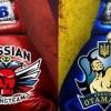 WSB: Сборная России разгромила сборную Украины со счетом 5-0