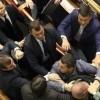 В Верховной раде Украины могут установить боксерский ринг