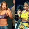 Чемпионка UFC Ронда Роузи против чемпионки Мира по боксу Лейлы Али