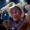 Микки Рурк вновь выйдет на ринг