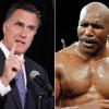 Кандидат в президенты США Митт Ромни выйдет на ринг против Эвандера Холифилда