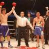 Результаты шоу профессионального бокса «Малая Земля»