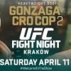 Прямая трансляция UFC Fight Night 64: Мирко Филипович – Габриэль Гонзаги