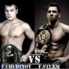 Кто победит в бою 9 мая? Федор Чудинов или Феликс Штурм?