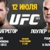 Прямая трансляция UFC 189: Чад Мендес – Конор Макгрегор