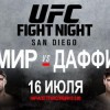 Прямая трансляция UFC Fight Night 71: Фрэнк Мир – Тодд Даффи