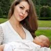 Жена Дениса Бойцова родила дочку