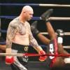Лукас Браун нокаутировал боксера ростом 2 м 16 см