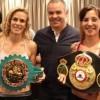 Эдит Матиссе победила Хелену Мрденович и стала чемпионкой Мира WBC и WBA