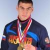 Евгений Тищенко в полуфинале чемпионата Европы по боксу