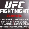 Прямая трансляция UFC Fight Night 75: Макс Холлоуэй – Чарльз Оливейра