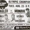 Бокс в этот день: Как Марвин Хаглер нокаутировал Монро
