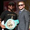Чемпион WBC, Баду Джек, выйдет на ринг в андеркарде Мэйвезер – Берто