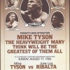 Бокс в этот день: Как Майк Тайсон в 26 поединке остановил Хосе Рибалту