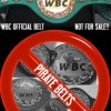 WBC объявил войну фальшивым чемпионским поясам